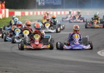 successful k27th spring trophy k500 drivers on track the two rounds of lonato