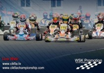 the european cik fia season starts with the kz and kz2 categories