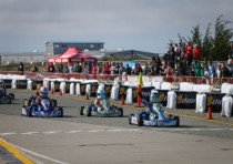 johnson and campbell notch first wins of season at round three for california prokart challenge