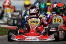 birel art zuera for the cik fia european ok okj and kz championships