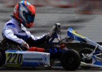 ricciardo kart racing spain this weekend