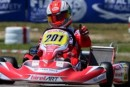 second place for birel art at the cik fia european championships spain