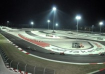 the wsk night edition comes back the night race created by wsk promotion is going to be hosted by the adria karting raceway