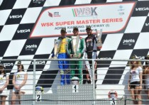 great finale of the wsk super master series adria the finals won by ardigo tony kart vortex kz lorandi tony kart vortex kz2 basz pl kosmic vortex ok collet br birelart parilla okj and paparo ip karting tm k60mini