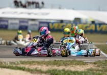 after the round zuera the cik fia european championship s leaders are basz ok kosmic vortex watt okj tony kart vortex and ardigo kz tony kart vortex