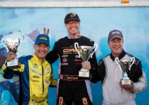 old and young victorious sonoma for california prokart challenge