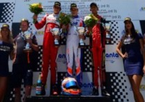 second place for birel art at portimao
