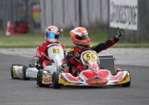 summer started on high at the south garda karting of lonato