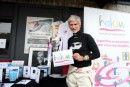 damon hill s charity karting thriller raises £16 k000 for halow at daytona sandown park