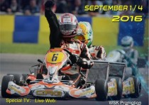 the world cik fia kz chams and the kz2 super cup next weekend kristianstad s together with the cik fia karting academy trophy at its final round