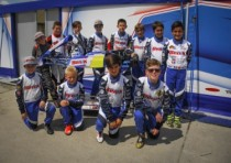 nine wins ten finals for benik kart