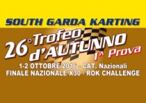 more than k200 drivers on track for the first round of the autumn trophy lonato