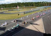 kristianstad s wsk promotion awards cash prize money to the drivers who placed the first k15 positions of the european cik fia kz and kz2 championships