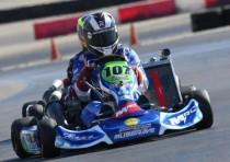 number of first time winners closes out los angeles karting championship