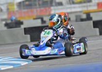 benik kart wins back to back championships
