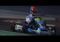 ricciardo kart team was competitive but unlucky at the cik fia world championships