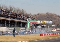 the k22nd winter cup of lonato full of drivers