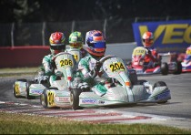 the new standings of the wsk super master series after the round muro leccese the leaders are lammers sodi tm kz2 novalak tony kart vortex ok rosso tony kart vortex okj †sub judice and bedrin tony kart tm k60mini