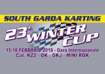 the winter cup lonato on february k18th with more than k300 drivers