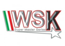 international karting is sarno for the wsk super master series